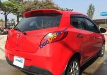 Gia đình cần bán Mazda 2 năm 2012, màu đỏ số tự động