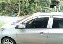 Bán xe Kia Picanto AT đời 2013, màu bạc