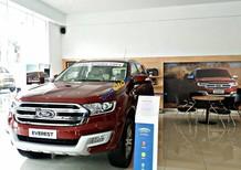 Ford Everest Titanium 2.2L 4x2 nhập Thái Lan, hỗ trợ trả góp 80% lãi suất 0,6%/ tháng tại Hà Nam