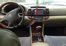 Bán xe Toyota Camry 3.0V đời 2003, màu đen chính chủ