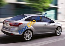 Bán xe Ford Focus 1.5L Titanium 4 cửa sản xuất 2017, màu bạc
