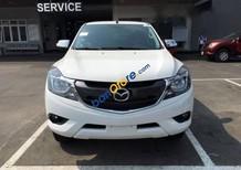 Ngọc Mazda cần bán xe Mazda BT 50 đời 2016, màu trắng, nhập khẩu chính hãng, giá 674tr