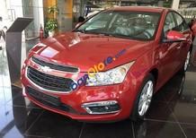 Bán Chevrolet Cruze 1.8 LTZ đời 2017, màu đỏ