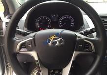 Cần bán Hyundai Accent VVT đời 2011, màu bạc, xe nhập, giá 480tr