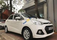 Cần bán lại xe Hyundai Grand i10 1.2 MT đời 2016, màu trắng, nhập khẩu nguyên chiếc