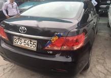 Xe Toyota Camry 3.5Q sản xuất 2008, màu đen, 705 triệu