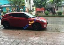 Bán xe cũ Hyundai Veloster GDI đời 2011, màu đỏ, nhập khẩu nguyên chiếc, giá chỉ 668 triệu