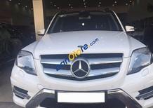 Hưng Việt Auto cần bán xe Mercedes GLK250 đời 2013, màu trắng, nhập khẩu