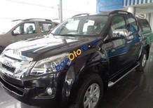 Bán xe Isuzu Dmax sản xuất 2016, màu đen