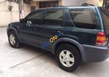 Tôi bán ô tô Ford Escape XLT AT đời 2004 số tự động, giá 218tr