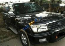 Cần bán lại xe Toyota Land Cruiser MT sản xuất 2001, màu đen, xe nhập đã đi 10000 km, 350tr