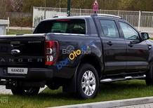 Cần bán xe Ford Ranger XL 2.2L 4X4 MT 2017, màu đen, nhập khẩu chính hãng, giá 619tr