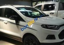 Bán Ford EcoSport đời 2016, màu trắng giá cạnh tranh