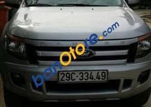Bán Ford Ranger 2014, màu bạc