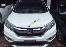 Auto Bom bán xe Honda CR V 2.0AT đời 2015, màu trắng, giá tốt