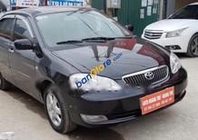 Cần bán xe cũ Toyota Corolla Altis đời 2009, màu đen, 458tr