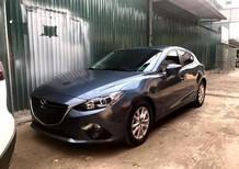 Bán ô tô Mazda 3 đời 2016, màu xanh lam