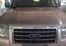 Chính chủ bán Ford Everest đời 2009, màu bạc, giá tốt
