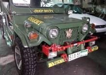 Jeep lùn A2 đời 1984, giá cạnh tranh