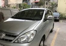 Cần bán lại xe Toyota Innova sản xuất 2007, 405tr