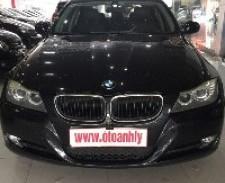 Cần bán xe BMW 3 Series 320i đời 2009, màu đen, nhập khẩu chính hãng, số tự động giá 685 triệu tại Phú Thọ