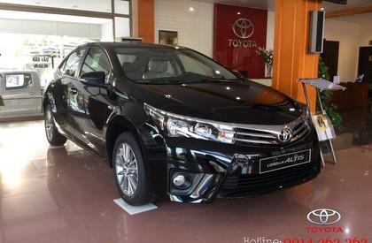 Xe Toyota Corolla altis Bán     mới tại Hải Dương 2015