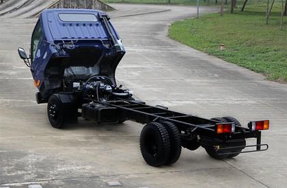 Xe tải Veam Hyundai new mighty 7.1t, xe tai veam hyundai 7 tấn 1 HD72