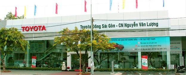 Toyota Đông Sài Gòn - CN Nguyễn Văn Lượng