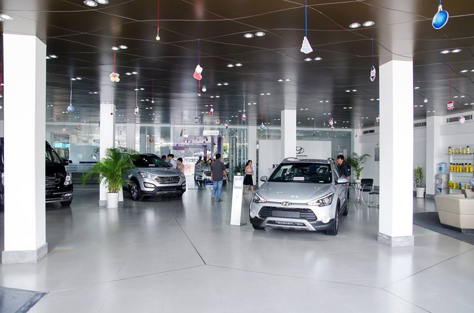 Hyundai Ngọc An - CN Quận 3