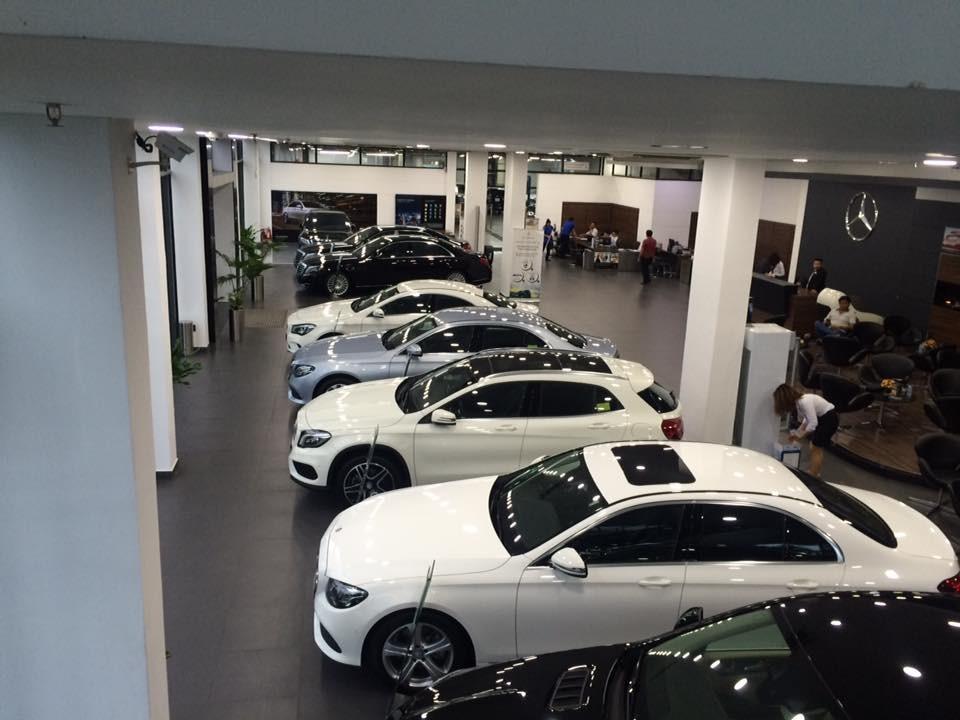 Mercedes-Benz Haxaco