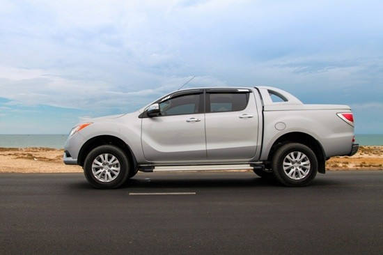 Mazda BT 50 có gì để cạnh tranh Ford Ranger