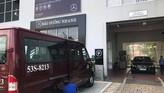 Mercedes Trường Chinh