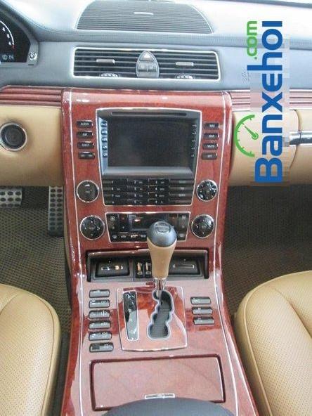 Xe Maybach 57 S năm 2008, nhập khẩu chính hãng, đã đi 23000 km