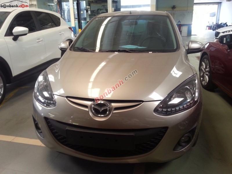 Cần bán xe Mazda 2 S 1.5L đời 2015, giá 577tr