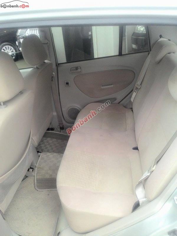 Cần bán gấp Daihatsu Charade đời 2006, màu bạc, xe nhập