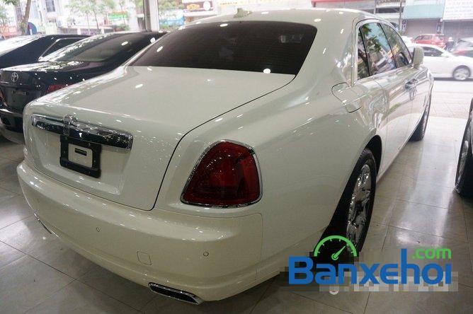 Bán Rolls-Royce Ghost đời 2010, màu trắng, nhập khẩu nguyên chiếc, đã đi 20000 km