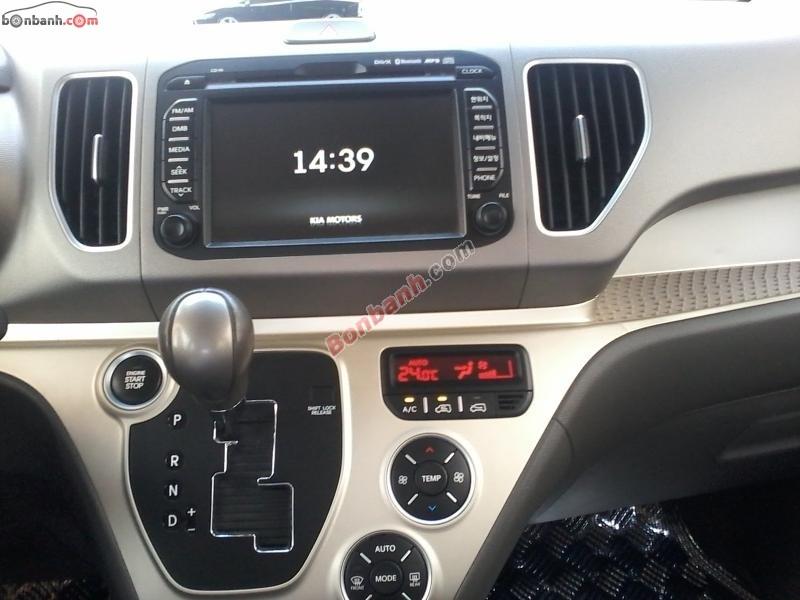 Cần bán lại xe Kia Ray 2011, màu trắng, nhập khẩu chính hãng, chính chủ