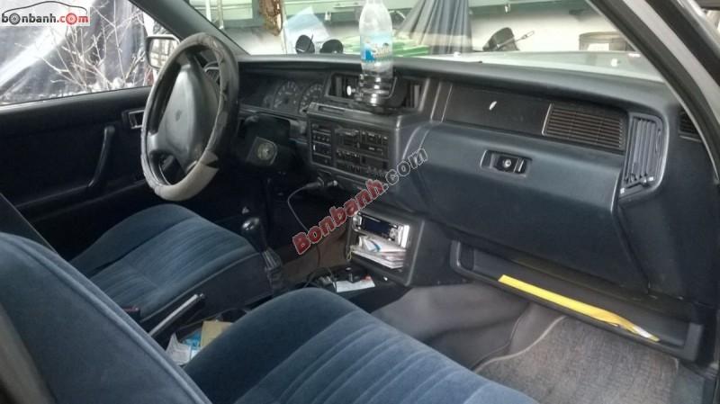 Bán ô tô Toyota Crown đời 1994, màu bạc, nhập khẩu nguyên chiếc, số sàn