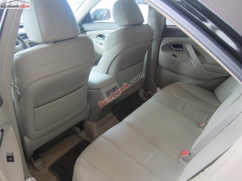 Bán ô tô Toyota Camry LE đời 2010, màu đen, xe nhập, số tự động