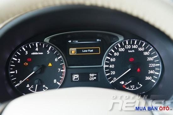 Bán xe Nissan Teana 2.5 SL đời 2013, màu đen, nhập khẩu chính hãng