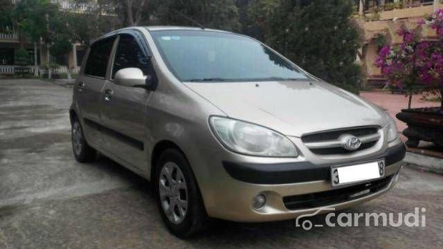 Cần bán Hyundai Getz MT 2008 đã đi 75000 km, 265tr