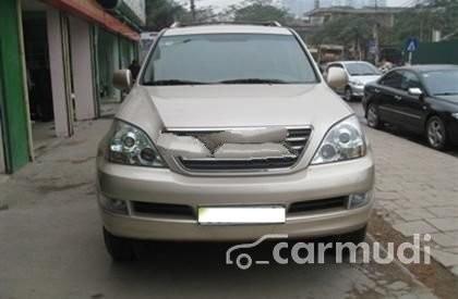 Cần bán Lexus GX 470 AT năm 2008, nhập khẩu chính hãng đã đi 50000 km