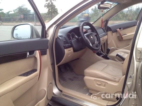 Bán xe Chevrolet Captiva đời 2007 số sàn