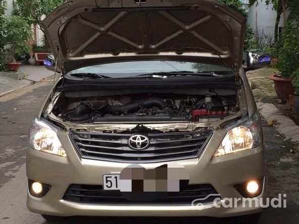Bán Toyota Innova E đời 2008 số sàn, 403 triệu