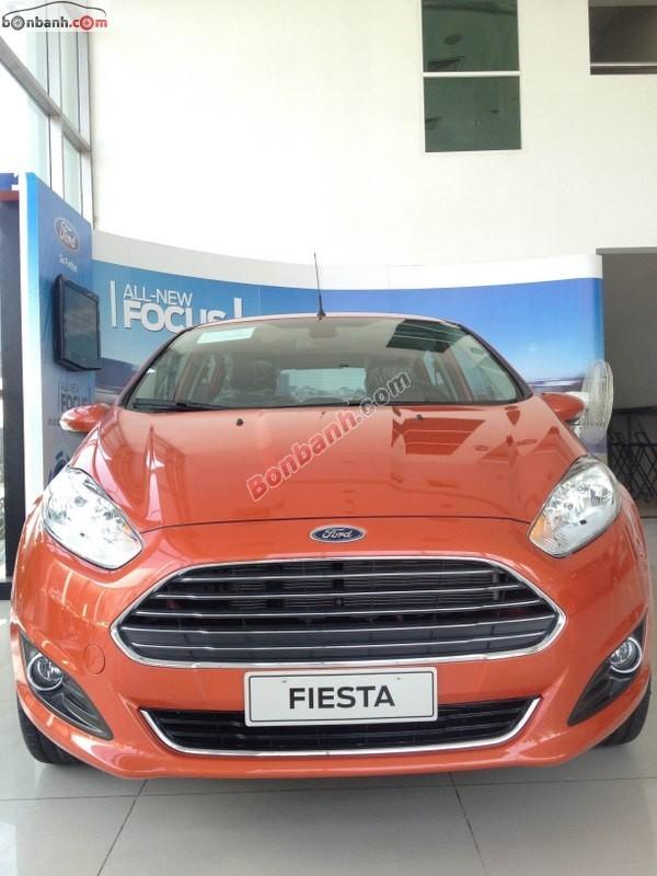 Cần bán xe Ford Fiesta 1.0L Ecoboost 2016, đủ màu, giá cạnh tranh, hỗ trợ trả góp