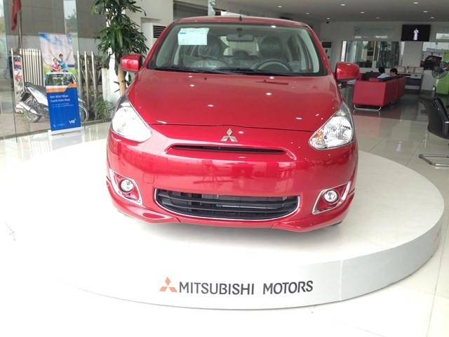 Bán xe Mitsubishi Mirage  2014 mới tại Hà Nội giá 440 Triệu