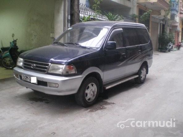 Bán ô tô Toyota Zace đời 2001, giá 268 triệu