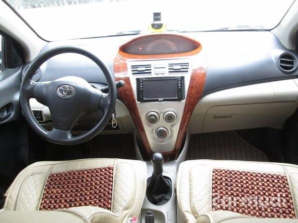 Cần bán xe Toyota Yaris đời 2008, màu đen, nhập khẩu