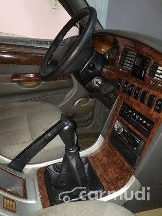 Bán ô tô Ssangyong Musso sản xuất 2004, màu xám đã đi 92000 km, giá chỉ 318 triệu