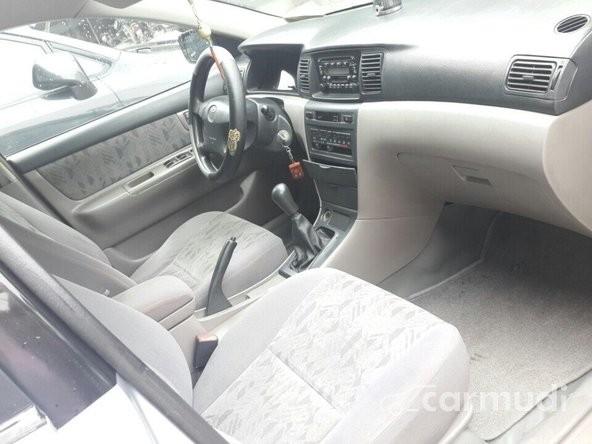 Bán xe Toyota Corolla Altis MT đời 2001 đã đi 90000 km